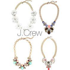 J.Crew Statement Necklaces