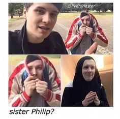 okAY BUT DAN CALLED PHIL MR. PHILIP I AM DONE WITH LIFE HOBBIT HAIR SUITS JACKET…