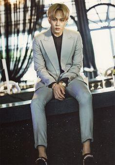 [SCAN] Beast 'Ordinary Album A Version' - Junhyung (x)(x)