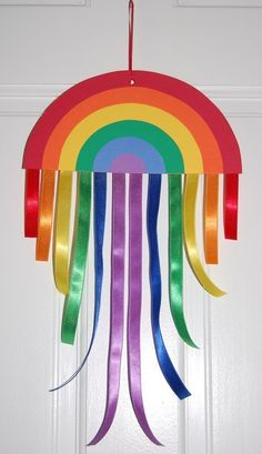 I love this Rainbow Craft