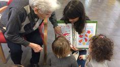 Si chiama educazione intergenerazionale: nella stessa struttura si incontrano e giocano insieme piccoli e vecchi, tra favole e lezioni di cucina.