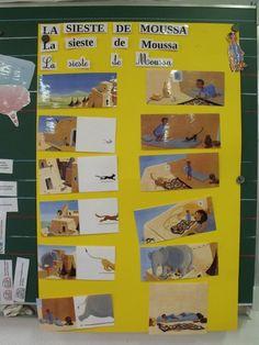 La Sieste De Moussa Personnages : sieste, moussa, personnages, Idées, Sieste, Moussa, Sieste,, Objectifs, Maternelle,, Langage