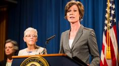 "The acting U.S. Attorney General, Sally Yates, said she will not defend President Trump's executive order regarding immigration because she is not convinced it is ""lawful,"" according to a letter. ""At present, I am not convinced that the defense of the Executive Order is consistent with these..."