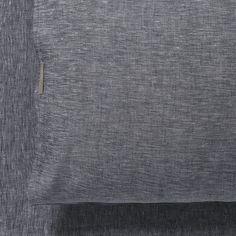 Indigo Vintage Washed Sheet Separates