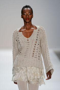 Nanette Lepore F/W'11 - neckline