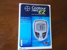 NIB - Unopened/Sealed Bayer Contour Next Glucose Meter