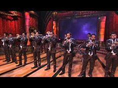 """Banda El Recodo presenta """"La Mejor de Todas"""" en Mi Sueño es Bailar"""