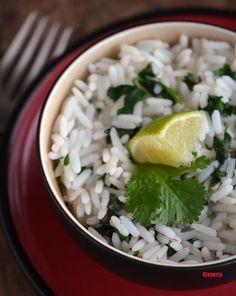 21. Instant Pot Cilantro Lime Rice #greatist http://greatist.com/eat/instant-pot-recipes