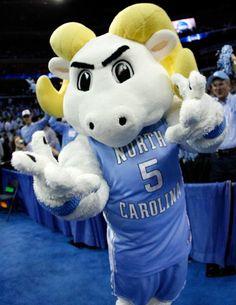 Tar Heels- University of North Carolina at Chapel Hill