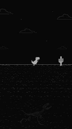 Dino dark mode