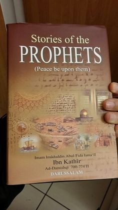 Qasas: stories of all 25 Prophets from Quran