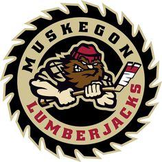 Muskegon Lumberjacks - Hockey Sports Vector SVG Logo in 5 formats - Hockey Logos, Sports Team Logos, Sports Art, Muskegon Lumberjacks, Computerized Embroidery Machine, Ice Hockey, Embroidery Files, Caps Hats, Western Conference