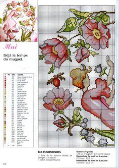 Французский календарь май