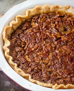 This is the World's BEST Pecan Pie Recipe! Tried and Tested! More from my sitePecan Pie Recipe {Video Included! Best Pecan Pie Recipe, Pecan Recipes, Pie Recipes, Sweet Recipes, Baking Recipes, Dessert Recipes, Blender Recipes, Poulet Caprese, Delicious Desserts