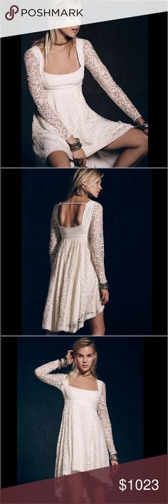 ISO Looking for this FP Petit Trianon Dress...if anyone sees, please tag me. I'd really appreciate it ❤️ Free People Dresses High Low