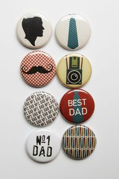 Best Dad Flair by aflairforbuttons on Etsy, $6.00  #aflairforbuttons #flair #flairbuttons