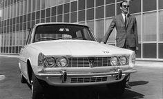 1968 Rover 2000 TC photo