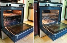 Cleaning the Oven That's Never Been Cleaned (And Mostly Succeeding) — Liveblogging The Kitchn Cure Fall 2013