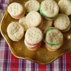 Top Secret Parisian Wafer cookie recipe {plus Spritz, Russian Tea Cakes and Almond finger recipe}