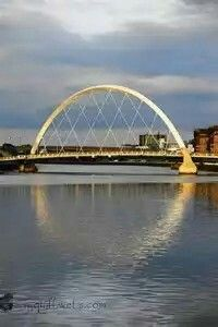 Squinty Bridge~Glasgow,Scotland