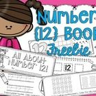 Enjoy this FREEBIE from my new product...  Number Books {11-20}  ...and thank you for rating me!  Hit all the major concepts for  Number 12 with th...