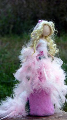 Fairy doll Fantasy doll Art doll Waldorf inspired Needle