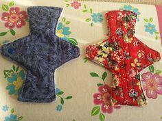 ♥ Sils ♥: Let's talk about cloth pads..!! oftewel wasbaar maandverband :-)