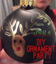 DIY Ornament Party