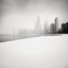Josef Hoflehner, Chicago Skyline, Study 2 - Chicago, Illinois, USA, 2008