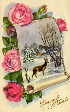 Miss Jane: Christmas Card 6