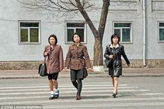 Resultado de imagen para Chicas de corea del norte imagenes