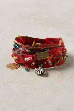 Wish Fulfillment Wrap Bracelet