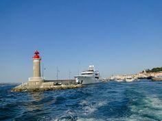 Lighthouse of Saint-Tropez