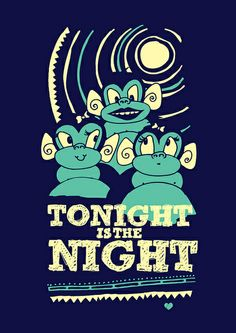 The Midnight Adventures of Ziko: Tonight Is The Night Baby