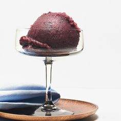 Add any leftover grape puree to a glass of sparkling water or to a quick pan sauce for chicken or duck breast.