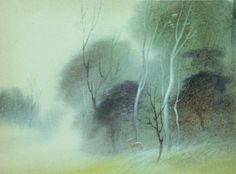 Visual Development from Bambi by Tyrus Wong - Disney Concepts & Stuff