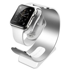 GOOSUU IWatch Aluminum hone Holder Desk Charging Dock Stand for Apple Watch Free shipping | Dream Jewelry Place. Find Earring, Necklace, Rings and More.
