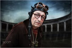 The Mad Traveler by Patrick Desmet on 500px