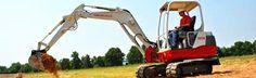 Takeuchi Construction Equipment/Takeuchi Anlaggningsmaskiner - http://MaskinVerket.se #Takeuchi