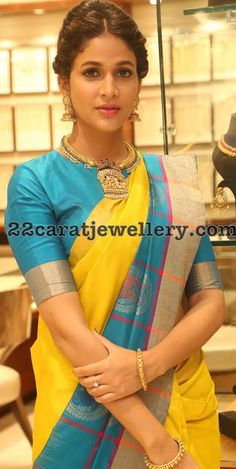 Lavanya Tripati at RS Brothers