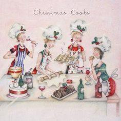 Christmas Cooks
