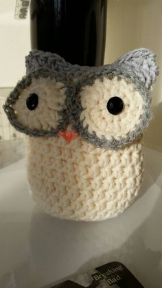 Check out this item in my Etsy shop https://www.etsy.com/uk/listing/285954983/crocheted-owl-doorstop-or-cuddly-owl