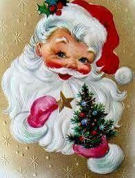 Ideas For Fashion Winter Vintage Christmas Cards Vintage Christmas Images, Christmas Scenes, Christmas Star, Retro Christmas, Vintage Holiday, Christmas Pictures, Christmas Greetings, Winter Christmas, Father Christmas