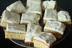 Rafaello - Schnitten, ein sehr leckeres Rezept aus der Kategorie Kuchen. Bewertungen: 115. Durchschnitt: Ø 4,1.