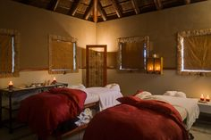 The Spa at Zebula Treatment Rooms