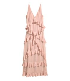 Tiered Maxi Dress | Party in H&M