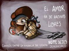 Dia internacional de la lucha contra la violencia de género by Macus Romero, via Flickr