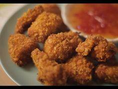 Nuggets caseiros - YouTube