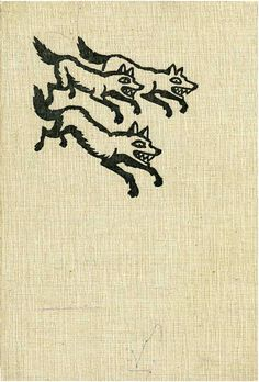 [][][] Milada Marešová, 1977, binding illus. for Milan Húževka, Psí knieža