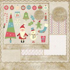 JC It's Christmas! Bundle